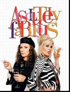 Absolutely Fabulous BBC DVD