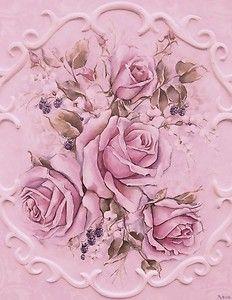 painted roses -Jonny Petros