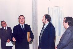 Inauguração da Biblioteca da Faculdade de Odontologia de Araçatuba - UNESP - 10 de Agosto de 1999