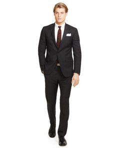 Polo Glen Plaid Suit - Polo Ralph Lauren Suits - RalphLauren.com