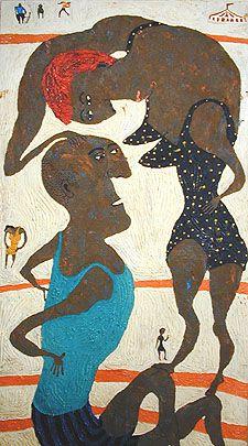 Roslyn Sailor Fine Arts :: paintings :: Elisabeth Sabala