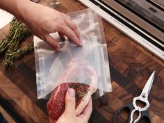 The Food Lab's Complete Guide to Sous Vide Steak Sous Vide Steak Recipe, Sous Vide Ribeye, Filet Mignon Temperature, Sous Vide Filet Mignon, Ways To Cook Steak, Tenderloin Steak, Food Lab, Cooking For One
