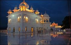 "Anandpur Sahib ""City of Bliss"" India"