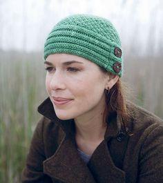 Brattleboro Hat by Melissa LeBarre from Interweave Knits Fall 2010