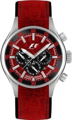 b082c8cd966 Jacques Lemans FORMULA 1 F-5034D Monza Ladies Watch