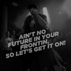 Masta Ace :: Ain't no Future in your frontin, so let's get it on!