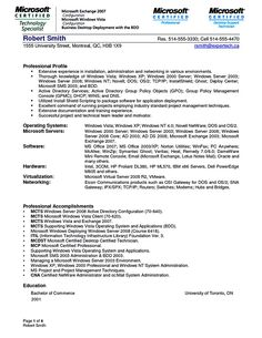 find this pin and more on resume samples system administrator - Sample System Administrator Resume