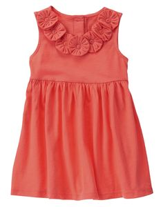 Rosette Dress at Crazy 8