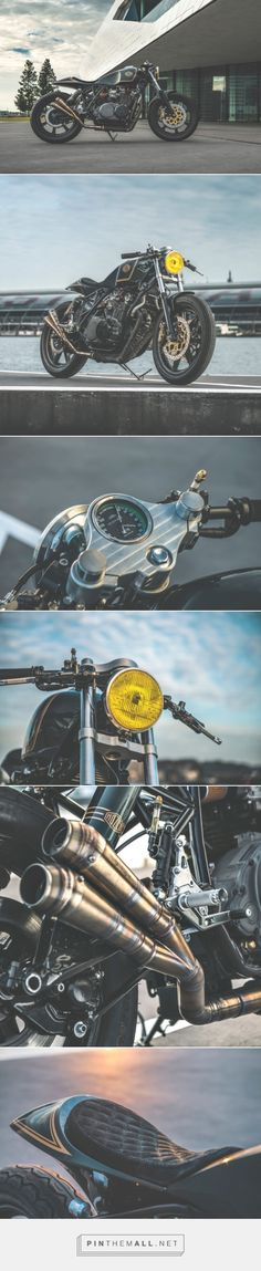 Excess All Areas: Nozem's radical XS850 custom | Bike EXIF... - a grouped images picture - Pin Them All