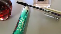 Revlon Mascara Grow Luscious Plumping Cor Blackest Black | Resenha /Review