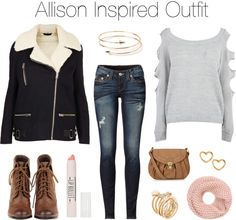Teen Wolf Inspired Style