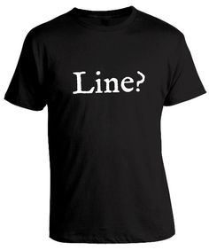 Line?  For every actor or actress who isn't quite off book.