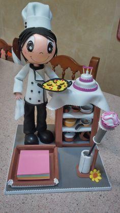fofucho cocinero