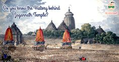 The History of Jagannath Temple, Puri Eager to meet Lord Vishnu, his biggest devotee King Indradyumna of Avanti sent different Brahmans in search of an incarnation of the Lord named Nila Madhava, after someone told him about this human form... Continue Reading →