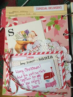 Hello everyone! Suz here again with my final guest post here at OA. Before I get to my creations, I want to thank OA Creative Director Kim Denton for the lovely invitation to guest. It has been such a pleasure. Christmas Mini Albums, Christmas Journal, Christmas Scrapbook, Christmas Minis, Stampin Up Christmas, Christmas Projects, Mini Scrapbook Albums, Scrapbook Paper Crafts, Scrapbooking