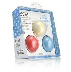 EOS Alice in Wonderland Lip Balm Collection
