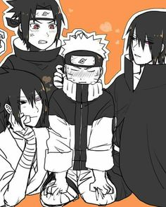 "They're all like,"" Naruto is mine."""
