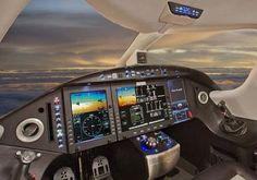 Eclipse 400 Cockpit