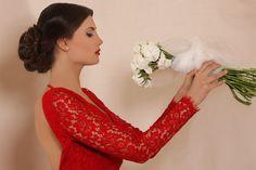 una sposa dinamica ed alternativa, ma allo stesso tempo elegante e ricercata...#milleModiDiSentirsiSposaConHS