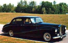 Chassis BLC2 (1958) Saloon by Hooper (design 8523)
