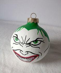 Joker Christmas Ornament.486 Best Christmas Ornament Images In 2019 Christmas