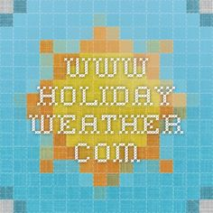 www.holiday-weather.com