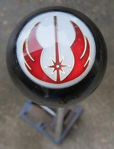 Star Wars Galactic Region Shift Knob - HouseOspeed - Hot Rod Shift Knob