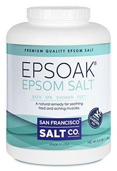 USP Grade Epsoak Eps