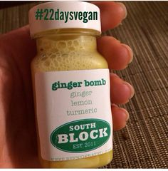 Ginger and turmeric used as anti-inflamitory. Can help with sore muscles