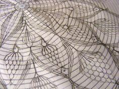 La Belle Helene: lace inspiration