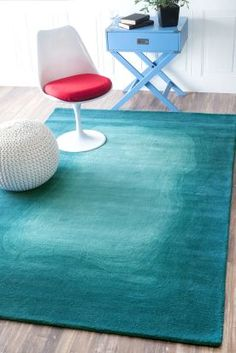 $5 Off when you share! Rugs USA Couture Ombre Border Rug #RugsUSA