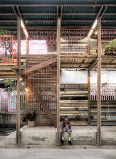 flores en el ático » Con rejas y tablas