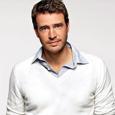 Scott Foley - Hollywood's Hottest Talk Fashion and Style - Men of Style - Fashion - InStyle