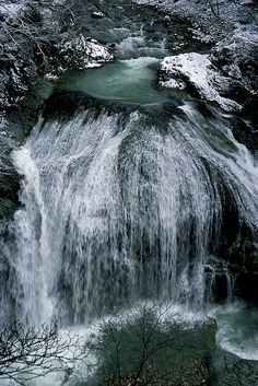 Sekiyama Falls, Yamagata, Japan - Double click on the photo to Design & Sell a #travel itinerary to #Japan at www.guidora.com