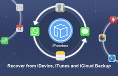 How to Recover Deleted Notes from iPhone using iFonebox