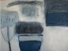 Diane Nevitt.  Blue Still Life