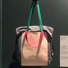 Multifunctional bag E15 by Tomas Alonso