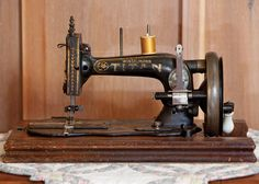Happy December! I've been out of the office for a little bit so, here's a guest post on the history of sewing machines from Emma Reeves. Sewing is an art and pastime I'm very passionate…