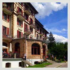 Kurhaus Bergün Switzerland