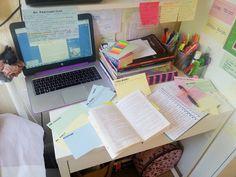 Imagem de school, study, and book