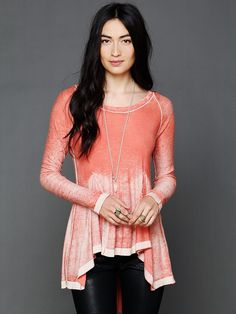 Kokun Cashmere Tunic at Free People Clothing Boutique