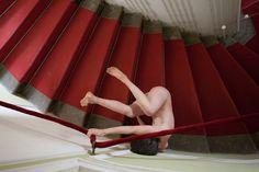 Kiera O'Reilly, Stair falling