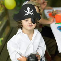Pirate-theme Party - Kids Parties - Birthday Party
