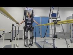 Exoesqueletos en marcha - futuris