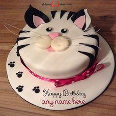 cat cupcakes diy \ cat cupcakes - cat cupcakes ideas - cat cupcakes easy - cat cupcakes for kids - cat cupcakes ideas easy - cat cupcakes diy - cat cupcakes birthday - cat cupcakes ideas cup cakes Cat Cupcakes, Cupcake Cakes, Diy Cupcake, Birthday Cake For Cat, Happy Birthday Cakes, Bunny Birthday, Pink Birthday, Cake Decorating Techniques, Cake Decorating Tips