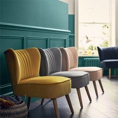 Occasional Chair - Ochre | Homebase