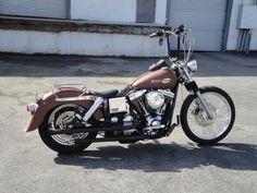 dyna bobber   Dyna super glide changed to bobber - Harley Riders USA Forums