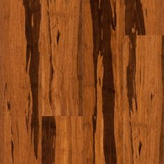 "5/8"" x 3-3/4"" Golden Zebra Strand Bamboo - Morning Star | Lumber Liquidators"