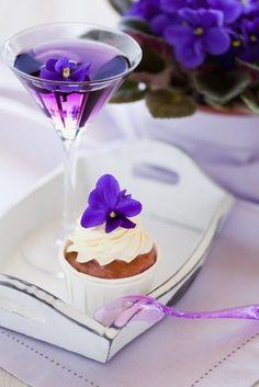 Lavender Margarita recipe.