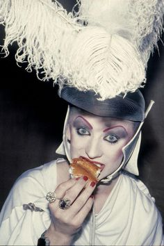 Night out with Boy George, 1980 - The Cut